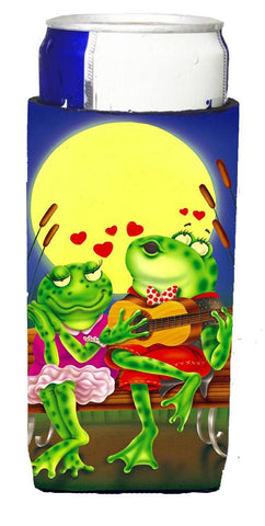 Buy this Frog Love Songs Michelob Ultra Beverage Insulators for slim cans APH0522MUK