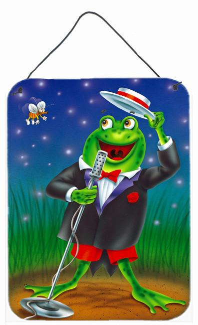 Buy this Frog Comedy Routine Wall or Door Hanging Prints APH0523DS1216