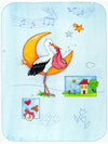 Expecting Stork bringing Baby Mouse Pad, Hot Pad or Trivet APH1017MP by Caroline's Treasures