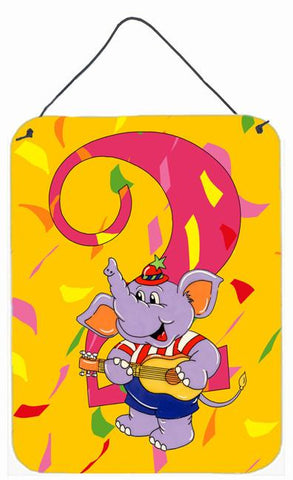Buy this Happy 2nd Birthday Age 2 Wall or Door Hanging Prints APH2159DS1216