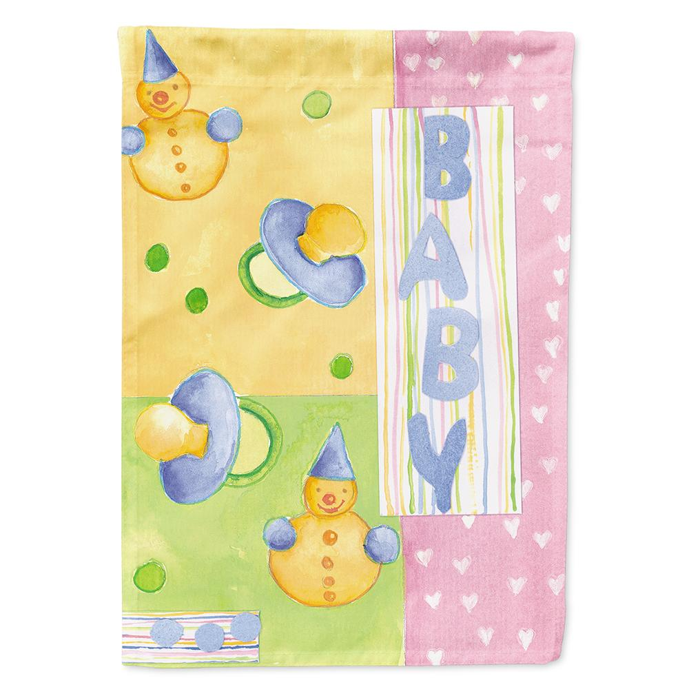 New Baby Flag Garden Size by Caroline's Treasures