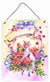 Wedding Bouquet Wall or Door Hanging Prints APH4070DS1216 by Caroline's Treasures