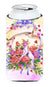 Buy this Wedding Bouquet Tall Boy Beverage Insulator Hugger APH4070TBC