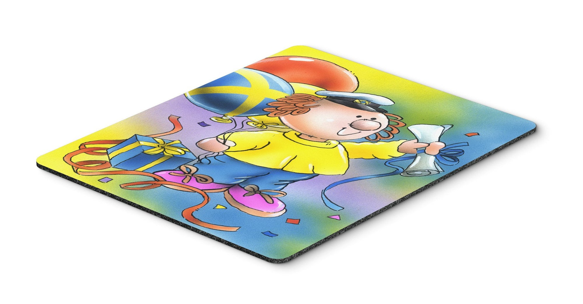 Graduation The Graduate Mouse Pad, Hot Pad or Trivet APH6011MP by Caroline's Treasures