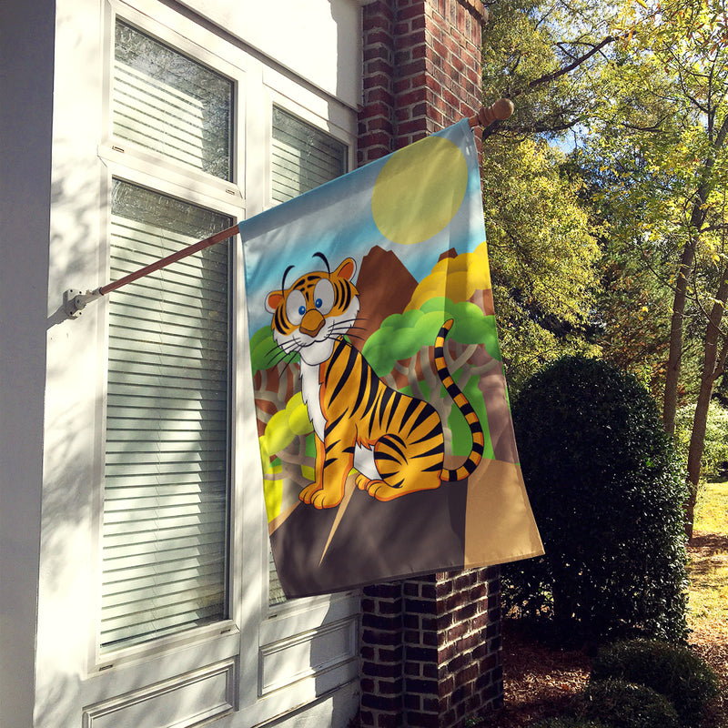 Buy this Tiger Flag Canvas House Size APH7633CHF