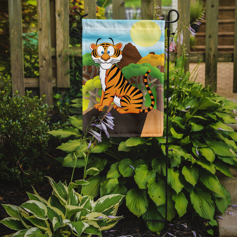 Buy this Tiger Flag Garden Size APH7633GF