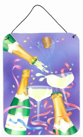 Buy this Celebrate New Years Toast Wall or Door Hanging Prints APH8555DS1216