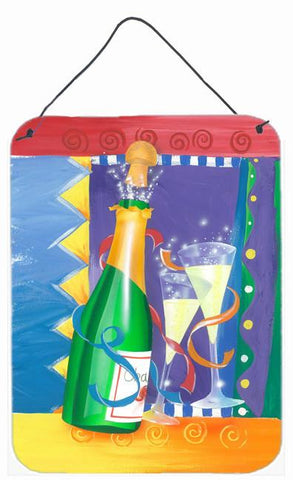 Buy this New Years Celebration Toast Wall or Door Hanging Prints APH8556DS1216