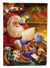 Santa Claus checking his Christmas list Flag Garden Size APH9488GF by Caroline's Treasures
