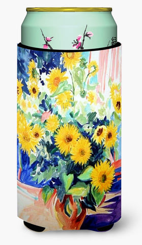 Buy this Sunflowers by Roy Avis Tall Boy Beverage Insulator Hugger ARA0063TBC