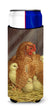 Buy this My Little Chickadees with Hen Chicken Ultra Beverage Insulators for slim cans ASA2011MUK