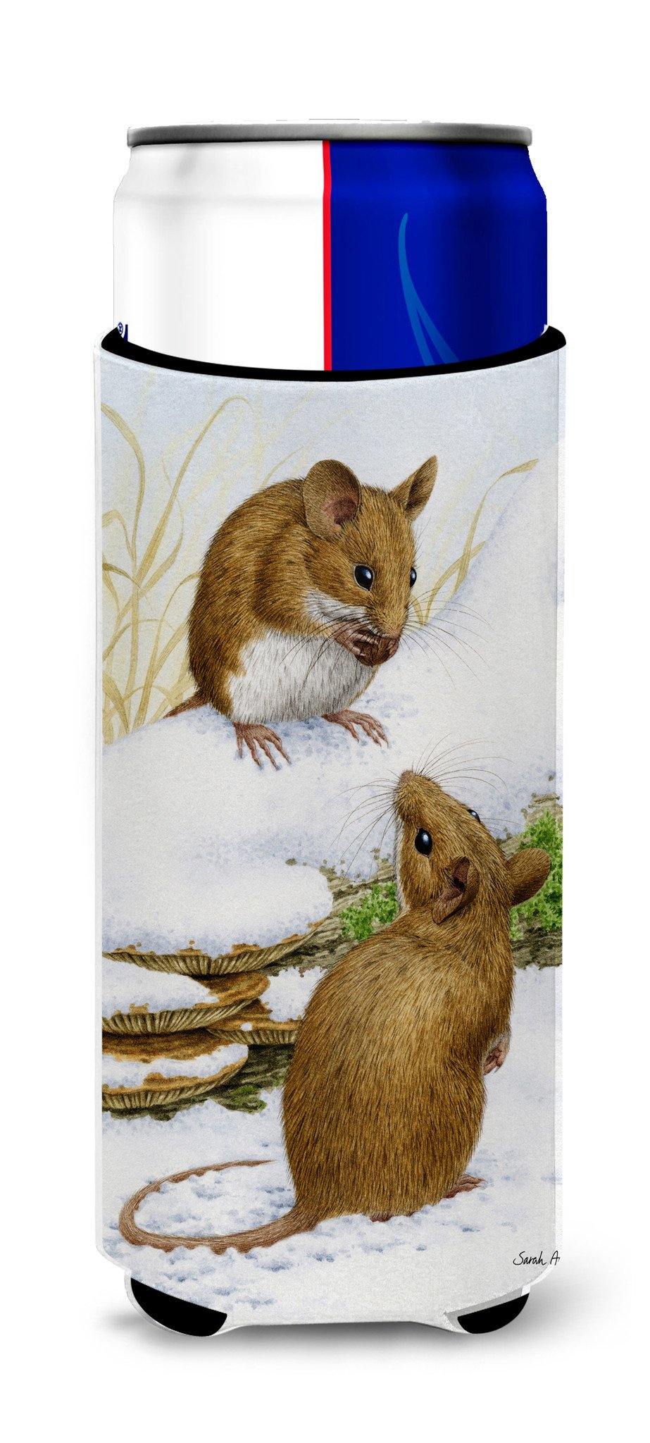 Buy this Wood Mice Wood Mouse Ultra Beverage Insulators for slim cans ASA2027MUK