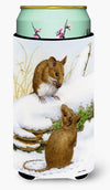 Buy this Wood Mice Wood Mouse Tall Boy Beverage Insulator Hugger ASA2027TBC