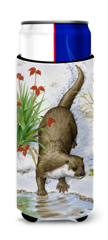 Buy this Otter by the Water Ultra Beverage Insulators for slim cans ASA2048MUK