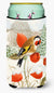Buy this European Goldfinch Tall Boy Beverage Insulator Hugger ASA2055TBC