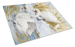 Buy this White Swans Glass Cutting Board Large ASA2061LCB