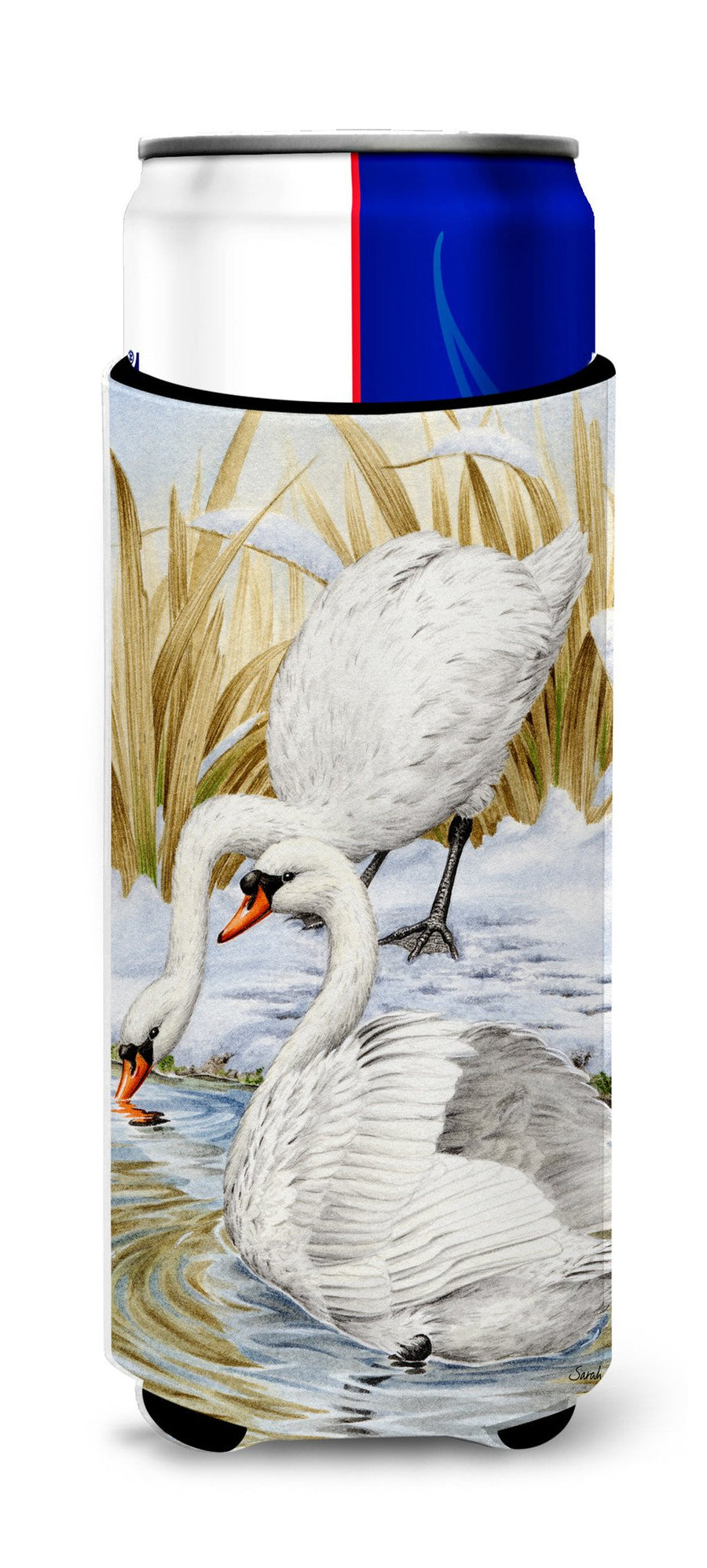 Buy this White Swans Ultra Beverage Insulators for slim cans ASA2061MUK