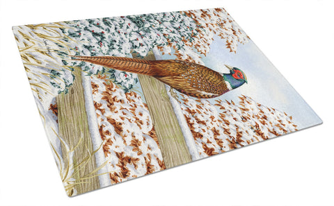 Buy this Pheasant Glass Cutting Board Large ASA2062LCB