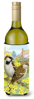 Buy this House Sparrows Wine Bottle Beverage Insulator Hugger ASA2091LITERK
