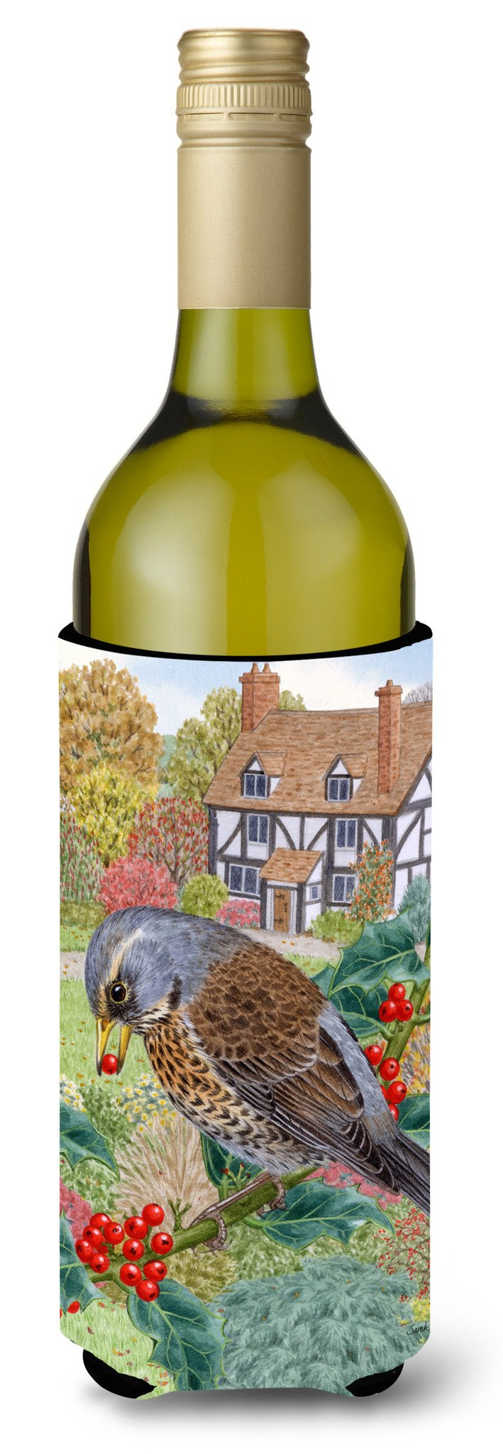 Buy this Fieldfare Wine Bottle Beverage Insulator Hugger ASA2092LITERK
