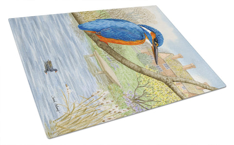 Buy this Kingfisher Glass Cutting Board Large ASA2093LCB