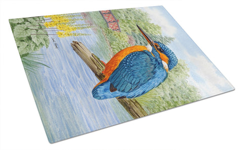 Buy this Kingfisher Glass Cutting Board Large ASA2104LCB