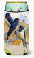 Barn Swallows Tall Boy Beverage Insulator Hugger ASA2106TBC by Caroline's Treasures