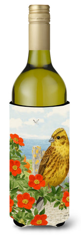 Buy this Yellowhammer Wine Bottle Beverage Insulator Hugger ASA2107LITERK