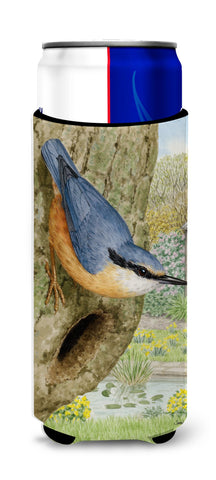 Buy this Red-breasted Nuthatch Ultra Beverage Insulators for slim cans ASA2108MUK