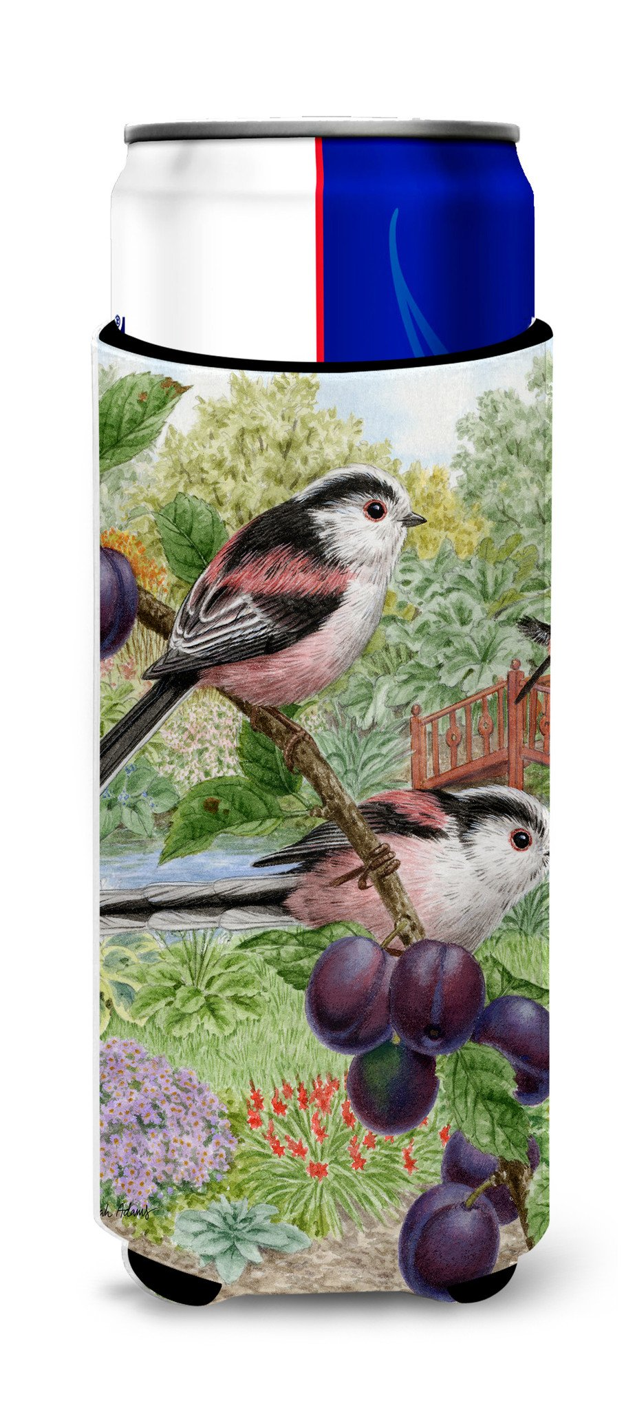 Buy this Long Tailed Tits Ultra Beverage Insulators for slim cans ASA2115MUK