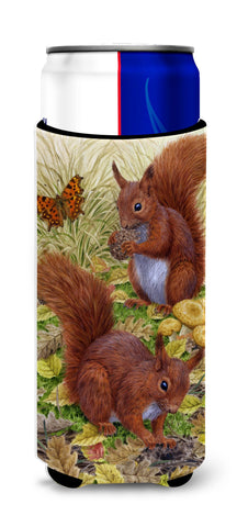 Buy this Red Squirrels Ultra Beverage Insulators for slim cans ASA2133MUK
