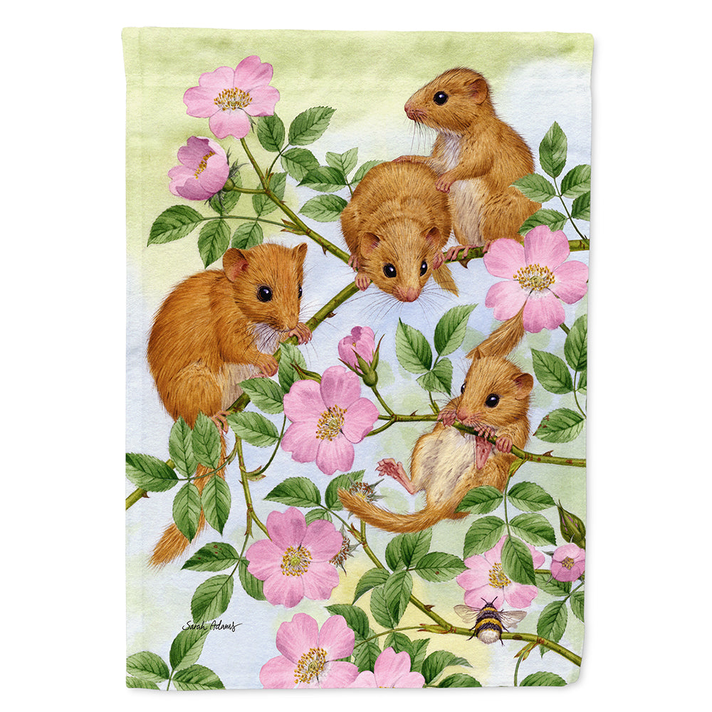 Buy this Dormice Dormouse Flag Canvas House Size ASA2136CHF