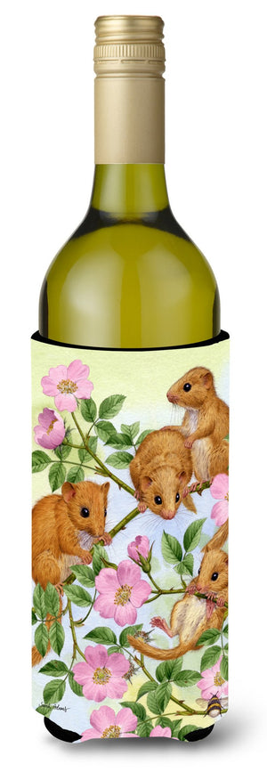 Buy this Dormice Dormouse Wine Bottle Beverage Insulator Hugger ASA2136LITERK