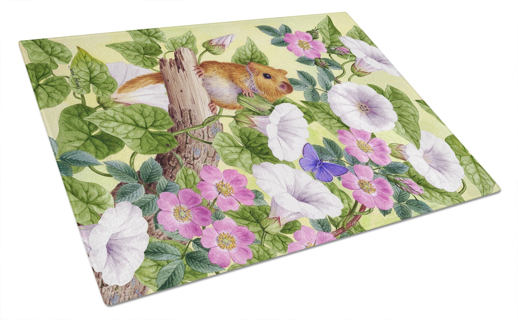 Buy this Dormouse Glass Cutting Board Large ASA2137LCB