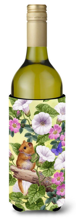 Buy this Dormouse Wine Bottle Beverage Insulator Hugger ASA2137LITERK