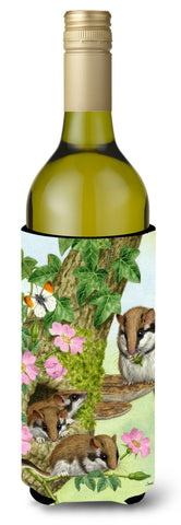 Buy this Dormice Dormouse Wine Bottle Beverage Insulator Hugger ASA2139LITERK