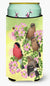Buy this Eurasian Bullfinches Tall Boy Beverage Insulator Hugger ASA2154TBC