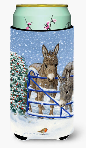 Buy this Donkeys and Robin Tall Boy Beverage Insulator Hugger ASA2159TBC