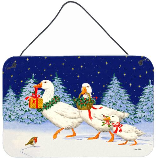 Buy this Three Geese & Gifts Wall or Door Hanging Prints ASA2170DS812