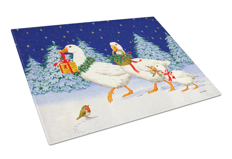 Buy this Three Geese & Gifts Glass Cutting Board Large ASA2170LCB