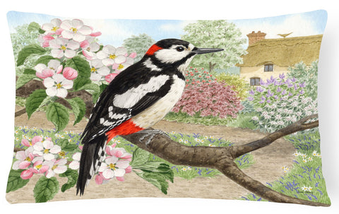 Buy this Woodpecker Fabric Decorative Pillow ASA2175PW1216