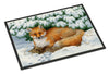 Winter Fox Indoor or Outdoor Mat 18x27 ASA2184MAT - the-store.com