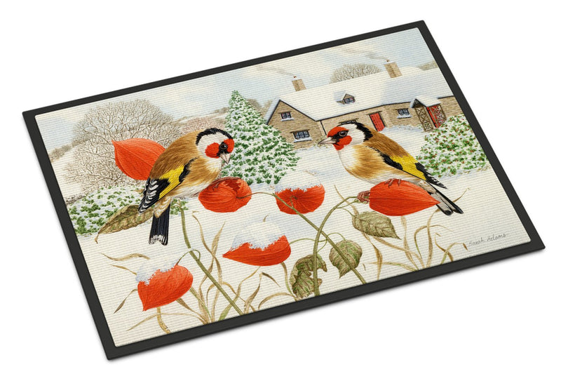 Buy this European Goldfinches Indoor or Outdoor Mat 18x27 ASA2189MAT