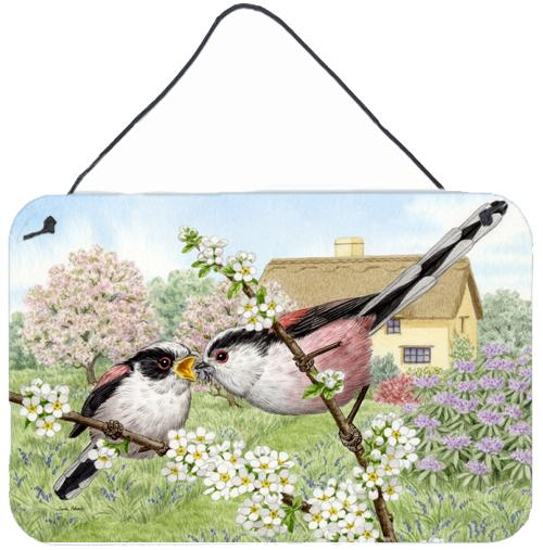 Buy this Long Tailed Tits Wall or Door Hanging Prints ASA2200DS812