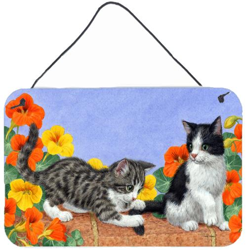 Buy this Kittens on Wall Wall or Door Hanging Prints ASA2201DS812