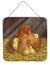 Buy this My Little Chickadees Hen with Chicks Wall or Door Hanging Prints ASAD0109DS66
