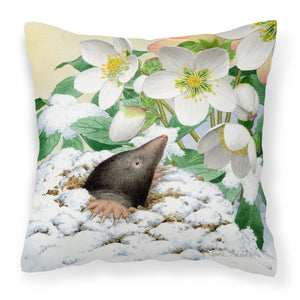 Buy this Mole by Sarah Adams Canvas Decorative Pillow