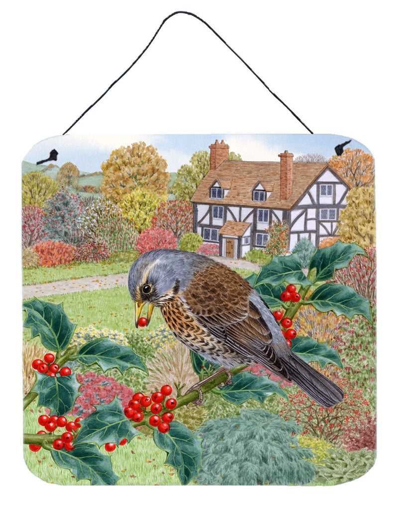 Buy this Fieldfare by Sarah Adams Wall or Door Hanging Prints ASAD0678DS66