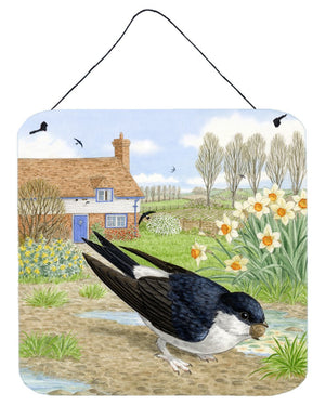 Buy this House Martin by Sarah Adams Wall or Door Hanging Prints ASAD0682DS66