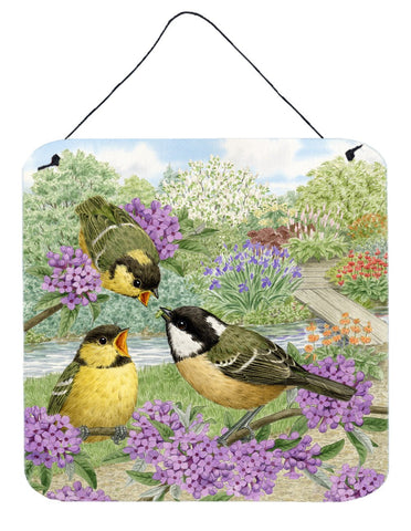 Buy this Coal Tits Feeding Time Wall or Door Hanging Prints ASAD0686DS66